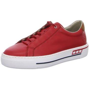 Rieker Sneaker LowSneaker rot