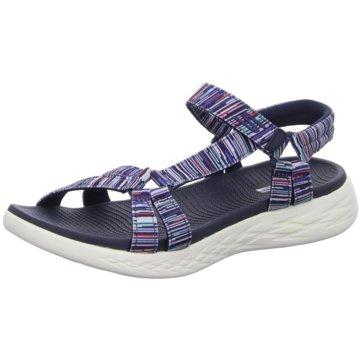Skechers Outdoor Schuh blau