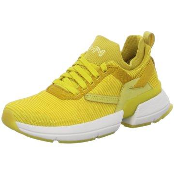 Skechers Sneaker Low gelb