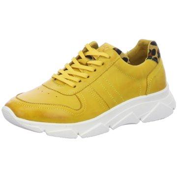 Post XChange Sneaker Low gelb