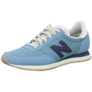 New Balance Sneaker LowWL720 B - 777661 50 blau