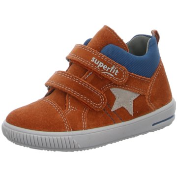 Superfit Klettschuh orange