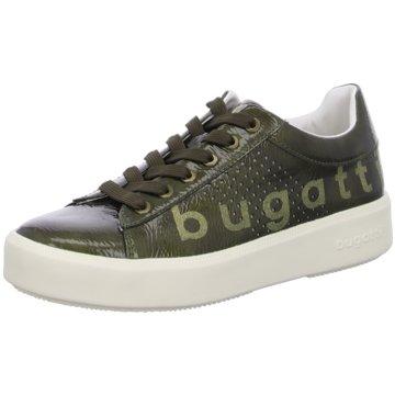 Bugatti Plateau Sneaker grün