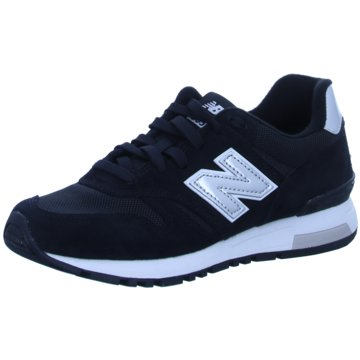 New Balance Sneaker Low schwarz