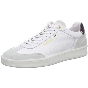 Pantofola d` Oro Sneaker Low weiß