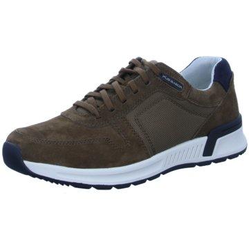 Pius Gabor Sportlicher SchnürschuhSneaker 0138.10.05 braun