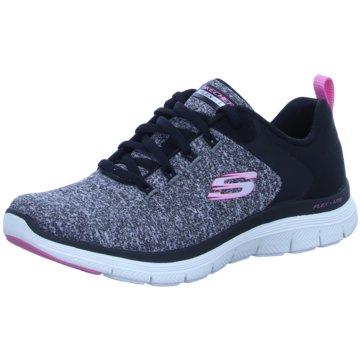 Skechers Sneaker LowFlex Appeal 4.0 grau