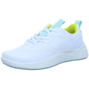 Legero Sportlicher SchnürschuhSneaker weiß