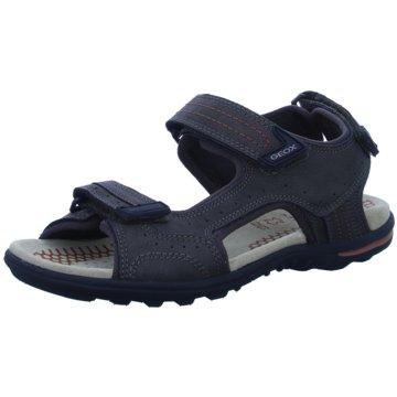 Geox Outdoor Schuh braun