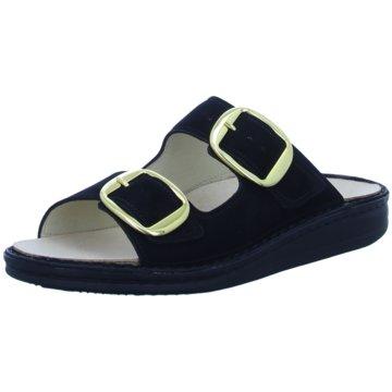 FinnComfort Komfort PantoletteLipari schwarz