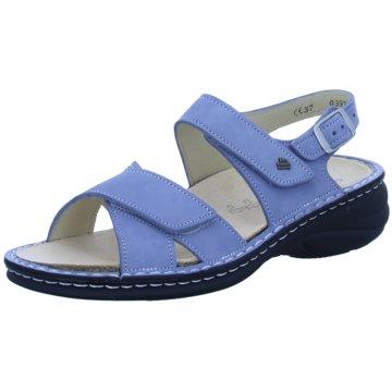FinnComfort Komfort Sandale02621 LINOSA blau