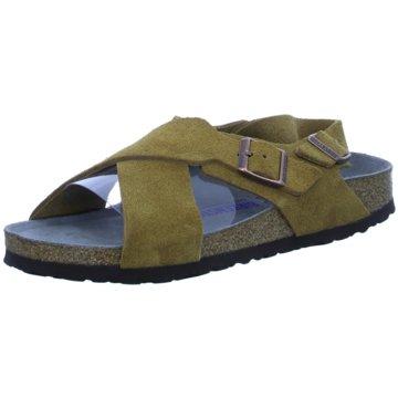 Birkenstock SandaleTulum braun