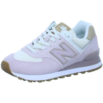 New Balance Sneaker LowWL574SP2 - WL574SP2 B pink