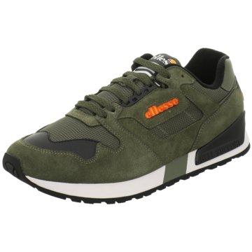 Ellesse Sneaker Low grün