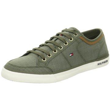 Tommy Hilfiger Sneaker LowHarrington grün