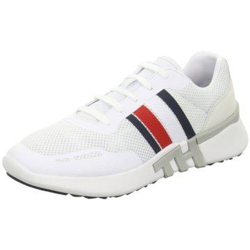 Tommy Hilfiger Sneaker LowLightweight Lace-Up Sneaker weiß