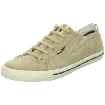 Tommy Hilfiger Sneaker LowVarsity 4b beige