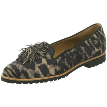 Paul Green Top Trends Ballerinas2545 animal