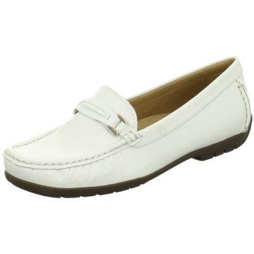 Wirth Komfort Slipper weiß