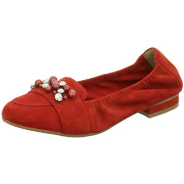 SPM Shoes & Boots Top Trends Ballerinas rot