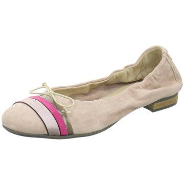 Donna Carolina Klassischer Ballerina rosa