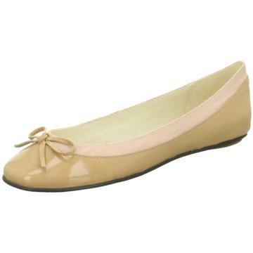 Buffalo Eleganter Ballerina beige