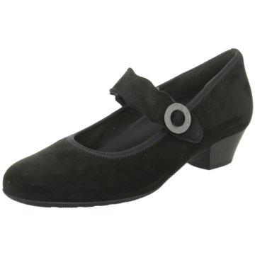 Gabor comfort Komfort Pumps schwarz