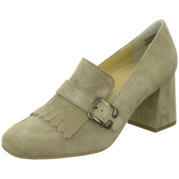 Paul Green Hochfrontpumps beige
