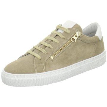 MACA Kitzbühel Sneaker Low beige