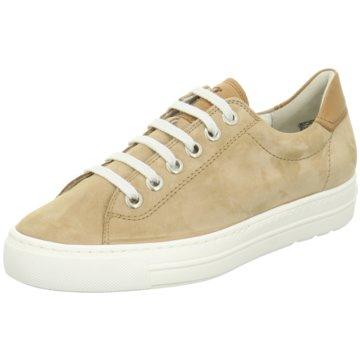 Paul Green Sneaker Low4741 beige