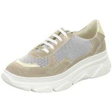 DL-Sport Plateau Sneaker beige