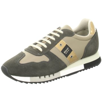 Blauer USA Sneaker Low grau