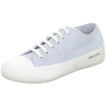 Candice Cooper Sportlicher Schnürschuh blau