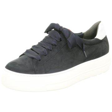 Paul Green Plateau Sneaker4742 blau