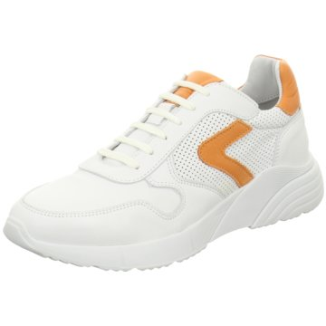 MACA Kitzbühel Top Trends Sneaker weiß