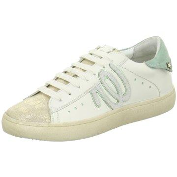 DNA Sneaker Low weiß
