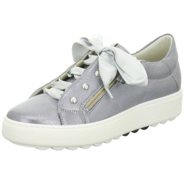DL-Sport Sneaker silber