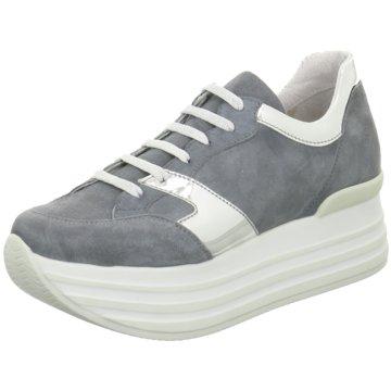 ELENA Italy Plateau Sneaker blau