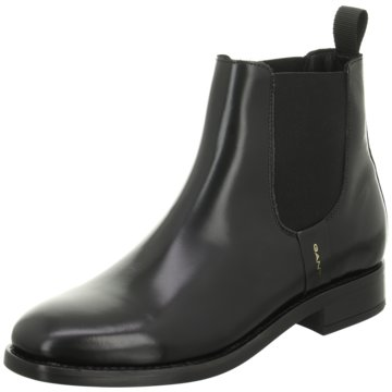 Gant Top Trends Stiefeletten schwarz