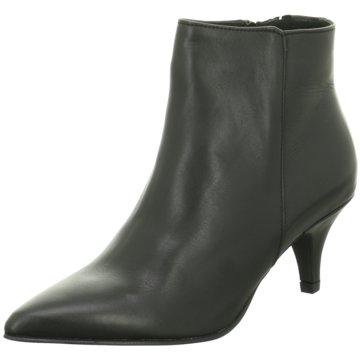 Poelman Ankle Boot schwarz