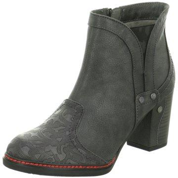 Mustang Ankle Boot grau