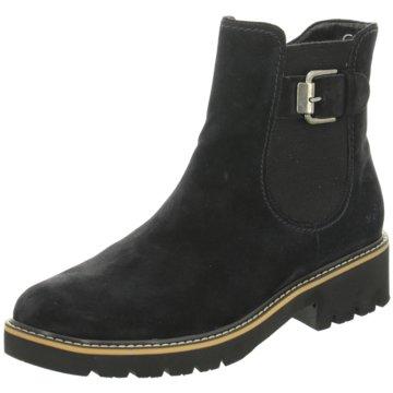 Gabor comfort Chelsea BootStiefelette schwarz
