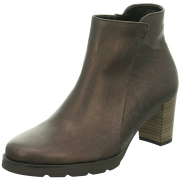 Gabor Ankle Boot gold