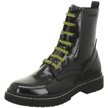 Tom Tailor Boots schwarz