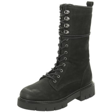 PS Poelman Boots schwarz