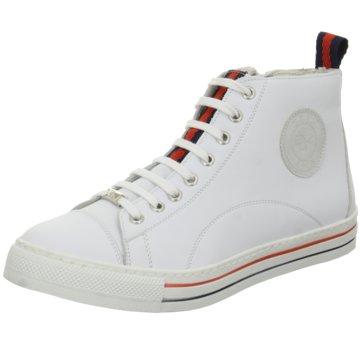 BLK 1978 Sneaker High weiß