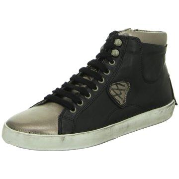 MACA Kitzbühel Sneaker High schwarz