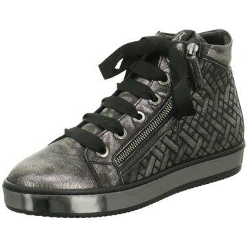 DL-Sport Sneaker High silber