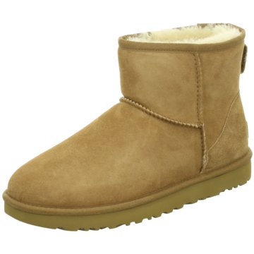 UGG Australia WinterbootClassic Mini II Boot braun