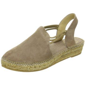 Toni Pons Top Trends Sandaletten braun
